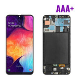 Stuff Certified ® Samsung Galaxy A10 A105 Screen (Touchscreen + AMOLED + Parts) AAA + Quality - Black - Copy - Copy