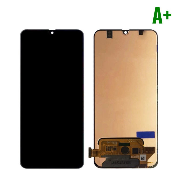 Samsung Galaxy A70 A705 Screen (Touchscreen + AMOLED + Parts) A + Quality - Black