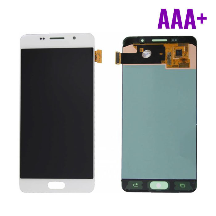Samsung Galaxy A5 2016 A510 Screen (Touchscreen + AMOLED + Parts) AAA + Quality - White