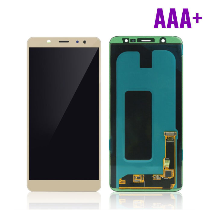 Samsung Galaxy A3 2016 A310 Screen (Touchscreen + AMOLED + Parts) AAA + Quality - Black - Copy - Copy
