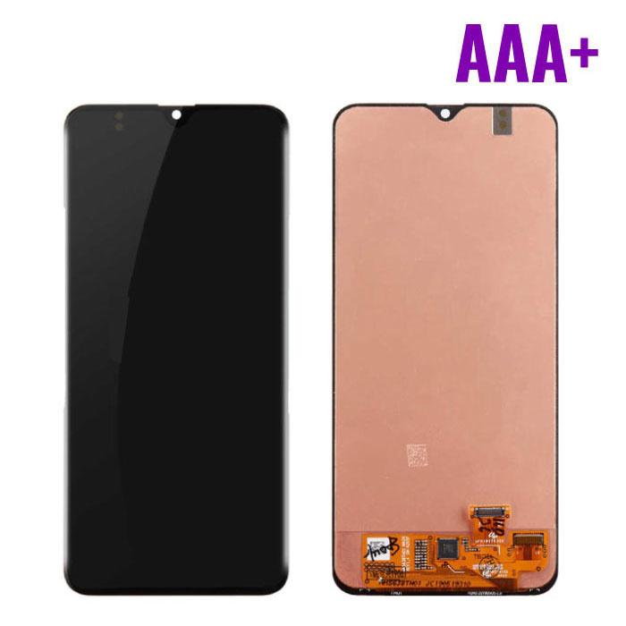 Samsung Galaxy A20e A202 Scherm (Touchscreen + AMOLED + Onderdelen) AAA+ Kwaliteit - Zwart