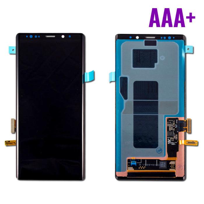 Stuff Certified® Samsung Galaxy Note 9 N960 Scherm (Touchscreen + AMOLED + Onderdelen) AAA+ Kwaliteit - Zwart