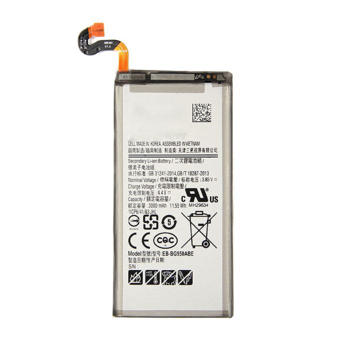 Samsung Galaxy S8 Akku / Akku A + Qualität