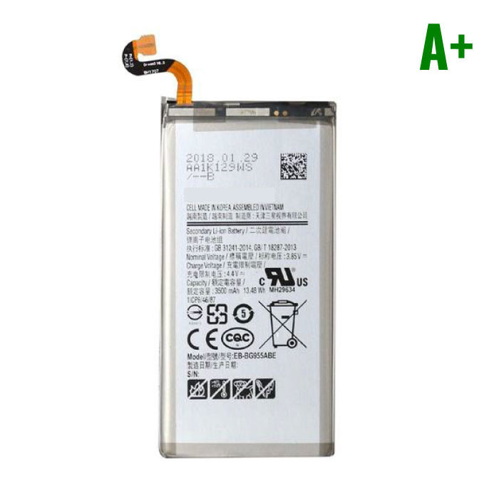 Samsung Galaxy S8 Plus Battery A + Quality