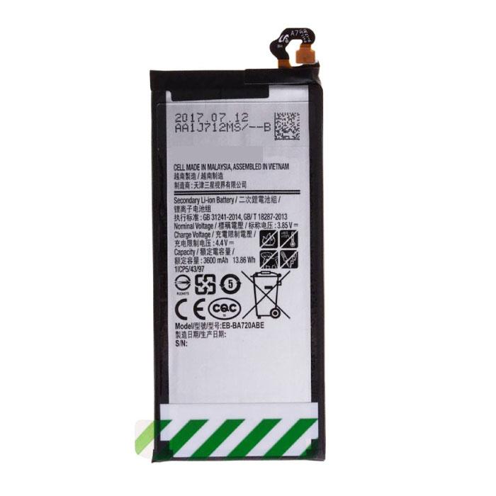 Batterie / Batterie A + Qualité Samsung Galaxy J7 2017