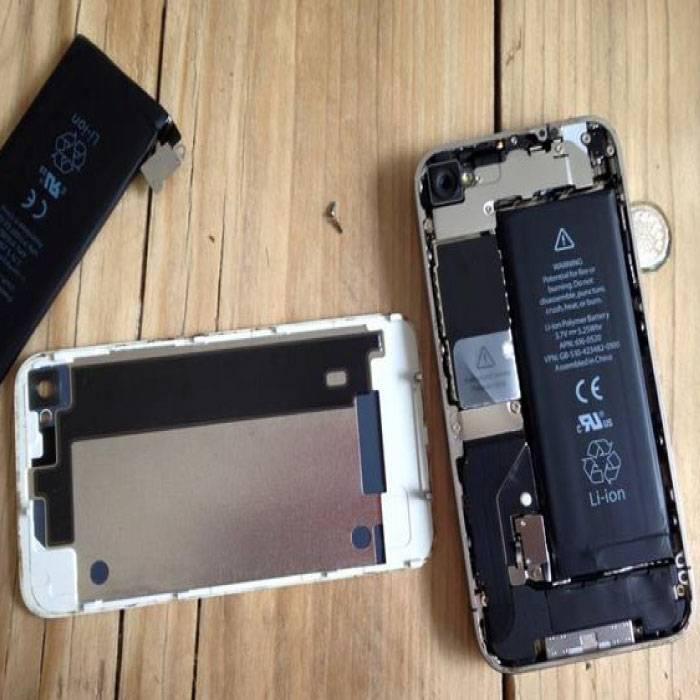 Stuff Certified ® iPhone 8 Plus Batterij/Accu AAA+ Kwaliteit