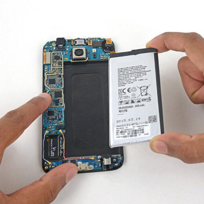 Stuff Certified ® Samsung Galaxy J3 2017 Battery + AAA + Quality
