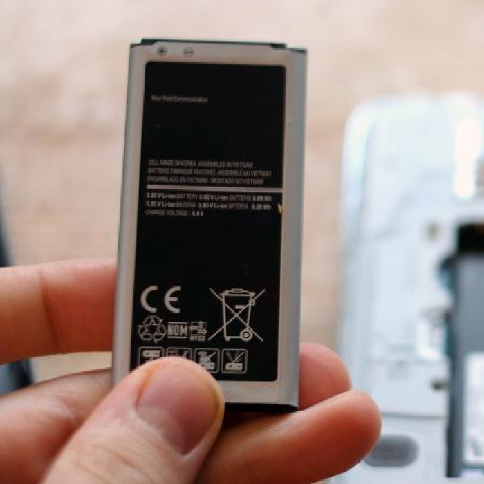 Stuff Certified® Samsung Galaxy J7 2016 Battery AAA + Quality