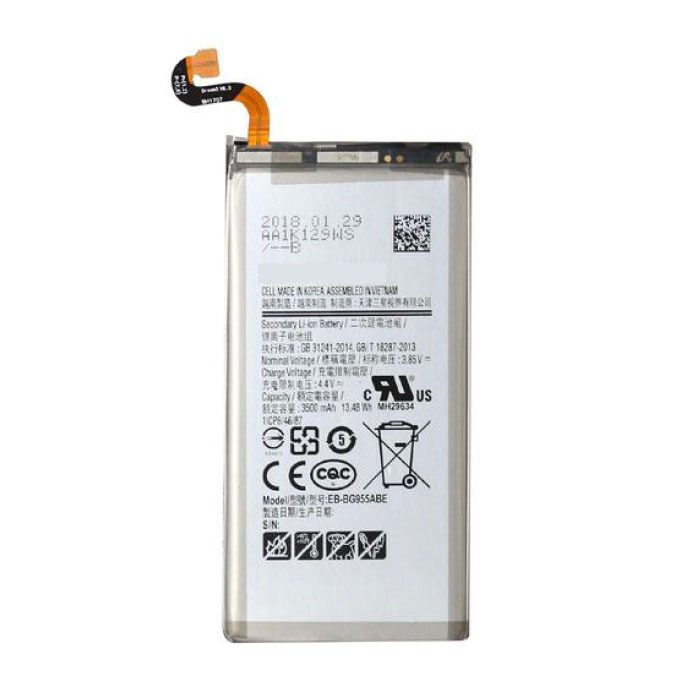 Batterie Samsung Galaxy S8 Plus / Qualité Accu AAA +