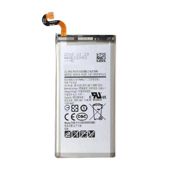 Samsung Galaxy S8 Plus Akku / Akku AAA + Qualität