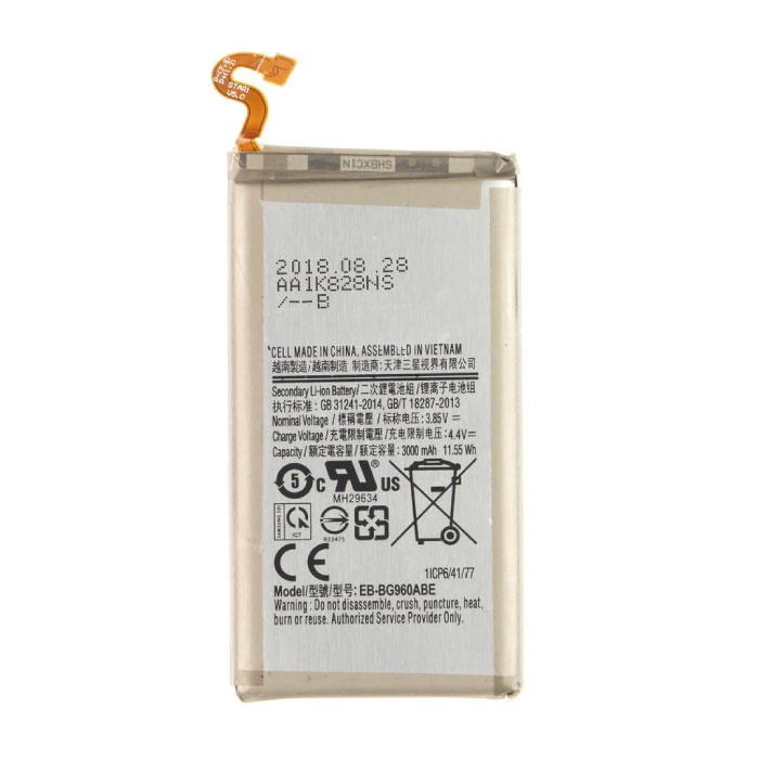 Stuff Certified ® Samsung Galaxy S9 Batterij/Accu AAA+ Kwaliteit