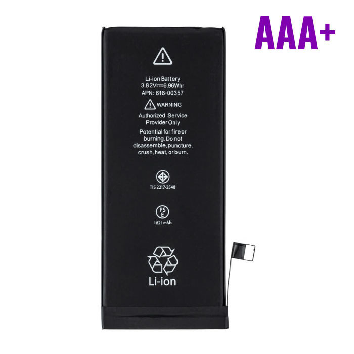 Stuff Certified® iPhone 8 Battery AAA + Quality