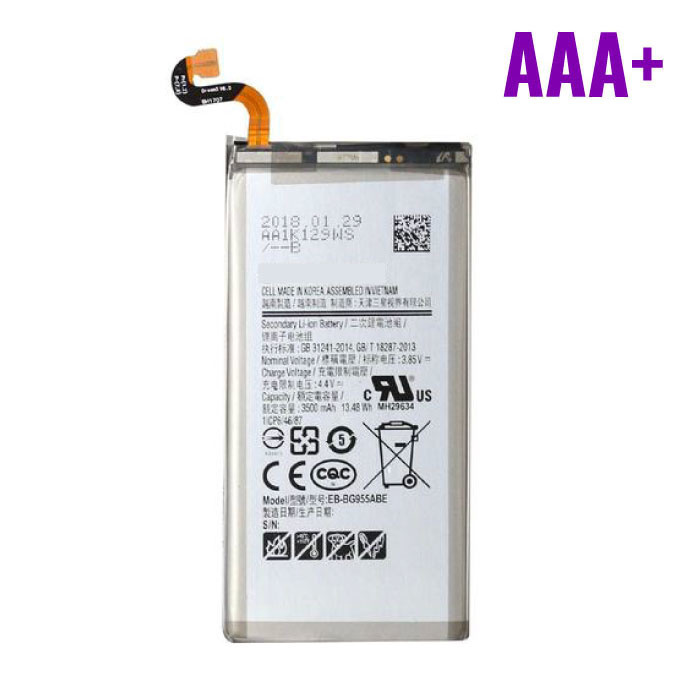 Samsung Galaxy S8 Plus Battery AAA + Quality