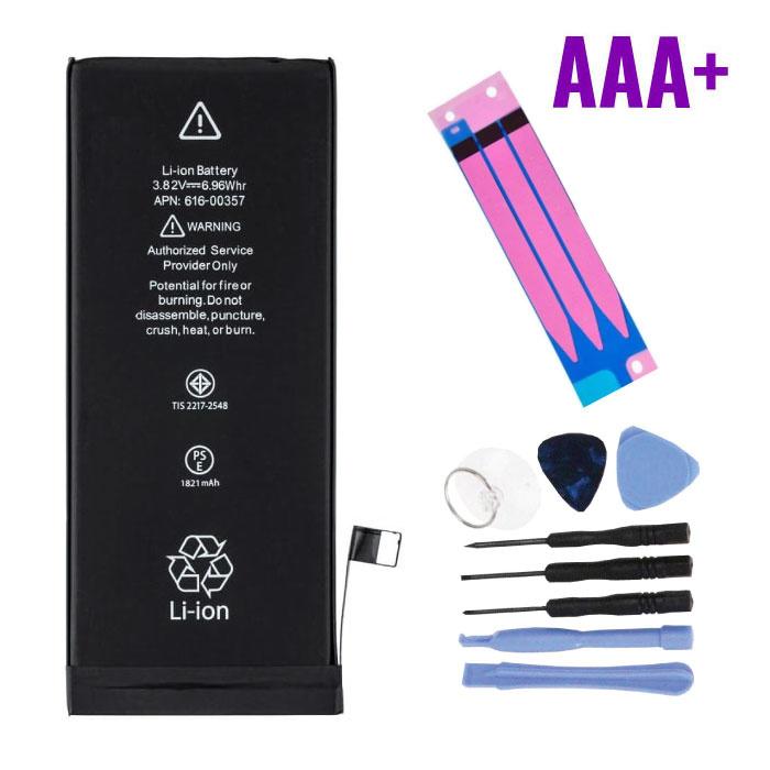 iPhone 8 Batterij/Accu AAA+ Kwaliteit + Gereedschap & Batterij Sticker