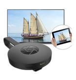 MiraScreen MiraScreen G2 Miracast TV Stick 1080p HDMI WiFi Receiver Cast Screen Receiver iPhone & Android