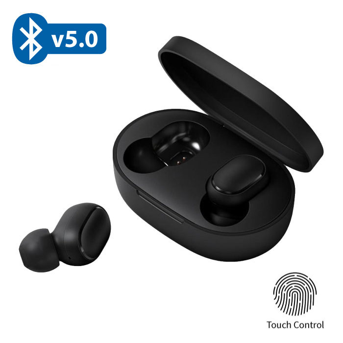 Redmi Airdots TWS Draadloze Oortjes Bluetooth 5.0 Air Wireless Pods Earphones Earbuds Voice Control