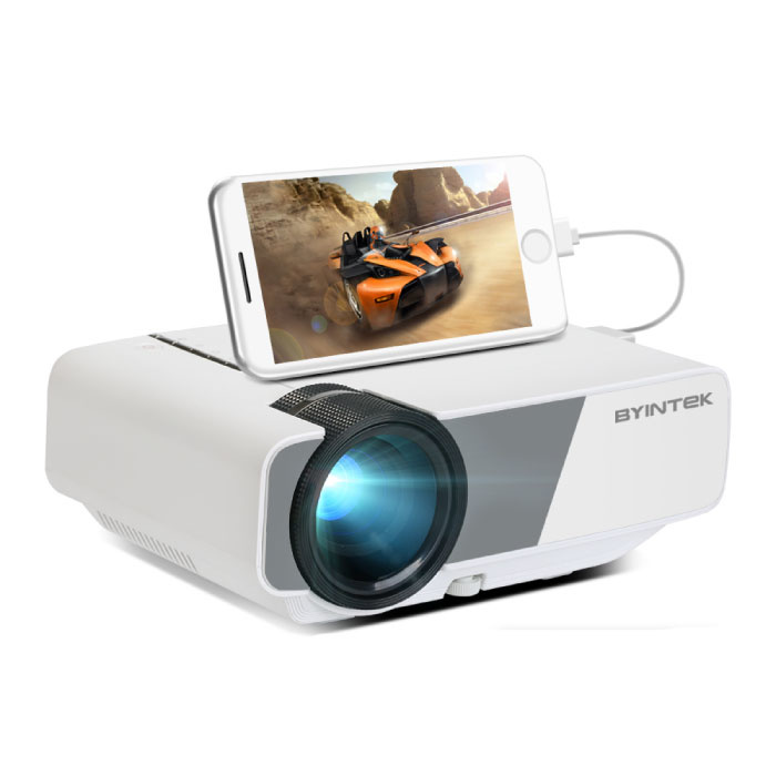 Sky K1 Plus LED Projector - Beamer Home Media Speler