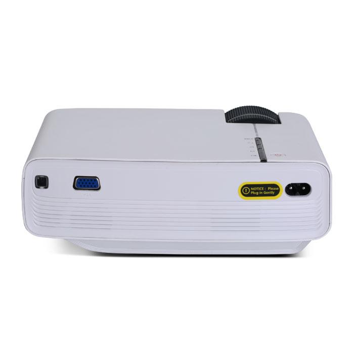 BYINTEK Sky K1 Plus LED Projector - Beamer Home Media Speler