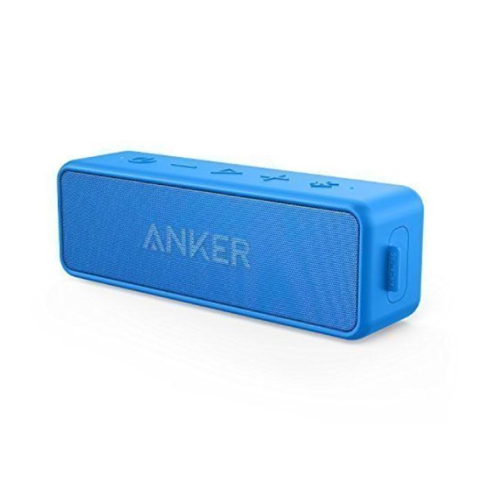 ANKER SoundCore 2 Draadloze Soundbar Luidspreker Wireless Bluetooth 4.2 Speaker Box Blauw