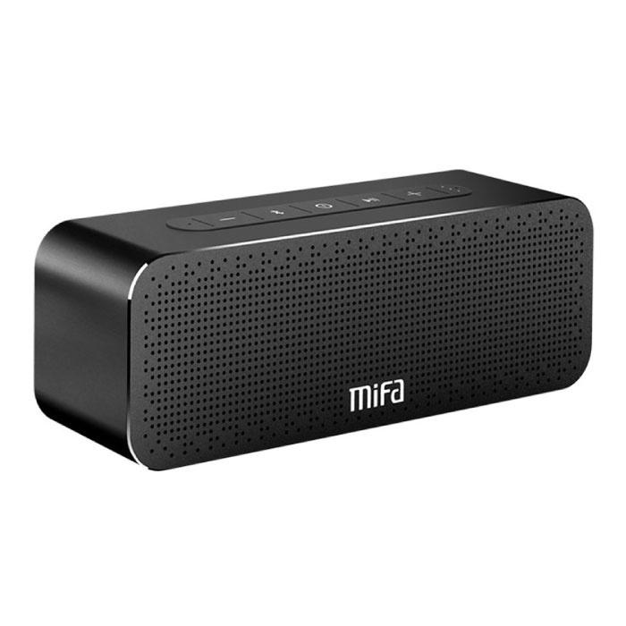 Haut-parleur de barre de son sans fil A20 Boîte de haut-parleur sans fil Bluetooth 4.2 noir