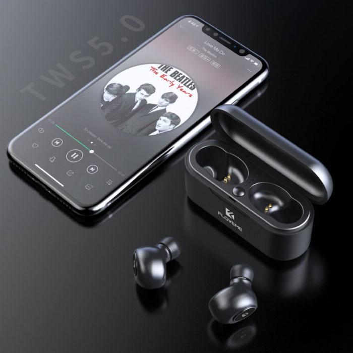 FLOVEME TX30 TWS Draadloze Oortjes Bluetooth 5.0 Ear Wireless Buds Earphones Earbuds Oortelefoon
