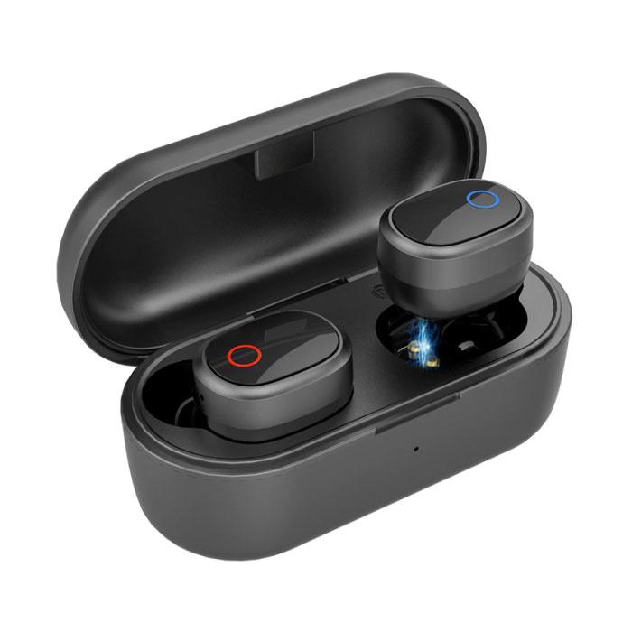 TW01S TWS Écouteurs sans fil Bluetooth 5.0 Air Pods sans fil Écouteurs Écouteurs Noir