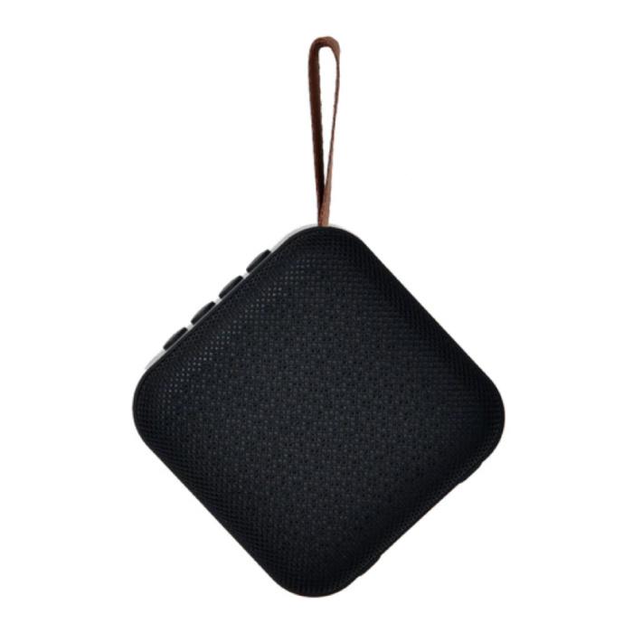 Drahtloser Lautsprecher Externer Lautsprecher Drahtloser Bluetooth 4.2-Lautsprecher Soundbar Box Schwarz