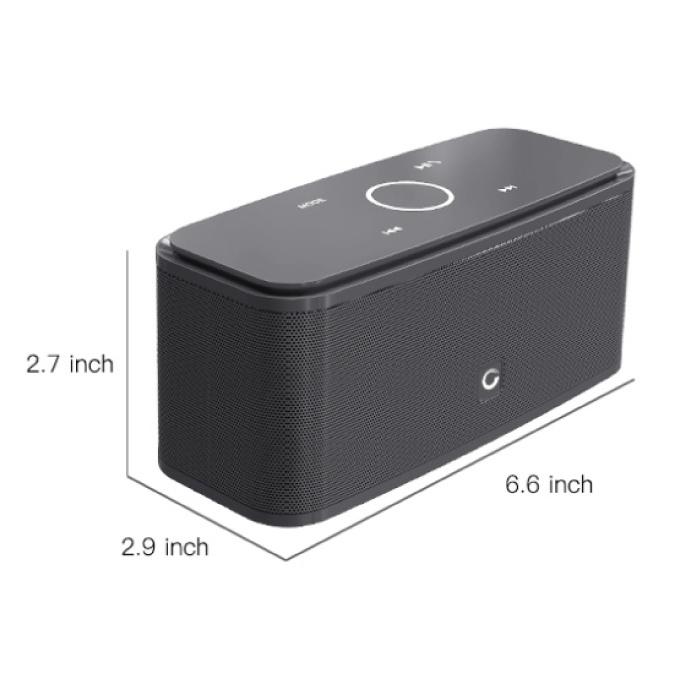 Doss Bluetooth 4.0 Soundbox Draadloze Luidspreker Externe Wireless Speaker Roze