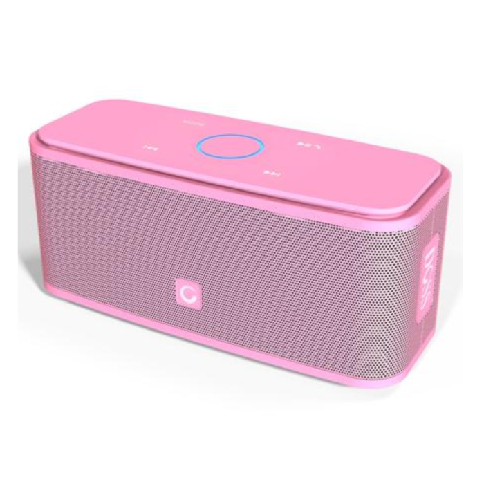 Bluetooth 4.0 Soundbox Draadloze Luidspreker Externe Wireless Speaker Roze