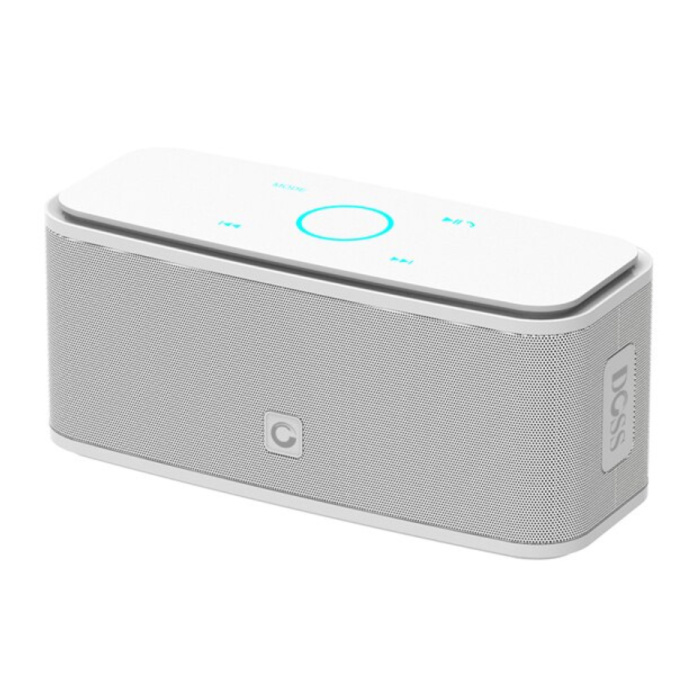 Bluetooth 4.0 Soundbox Wireless Speaker External Wireless Speaker White