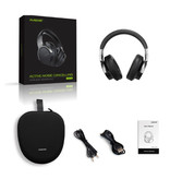 AUSDOM ANC8 Casque sans fil Bluetooth sans fil Casque Hi-Fi