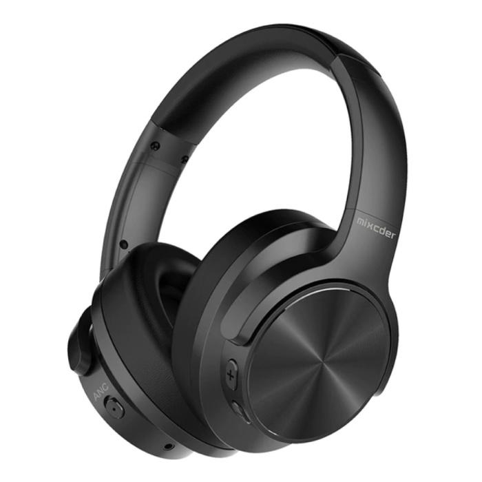 Écouteurs sans fil E9 Casque antibruit Bluetooth HiFi