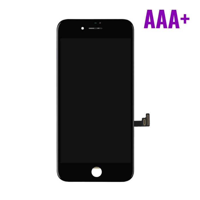 8 'cran de l'iPhone Plus ('cran tactile + LCD + Parts) AAA+ Qualit' - Noir
