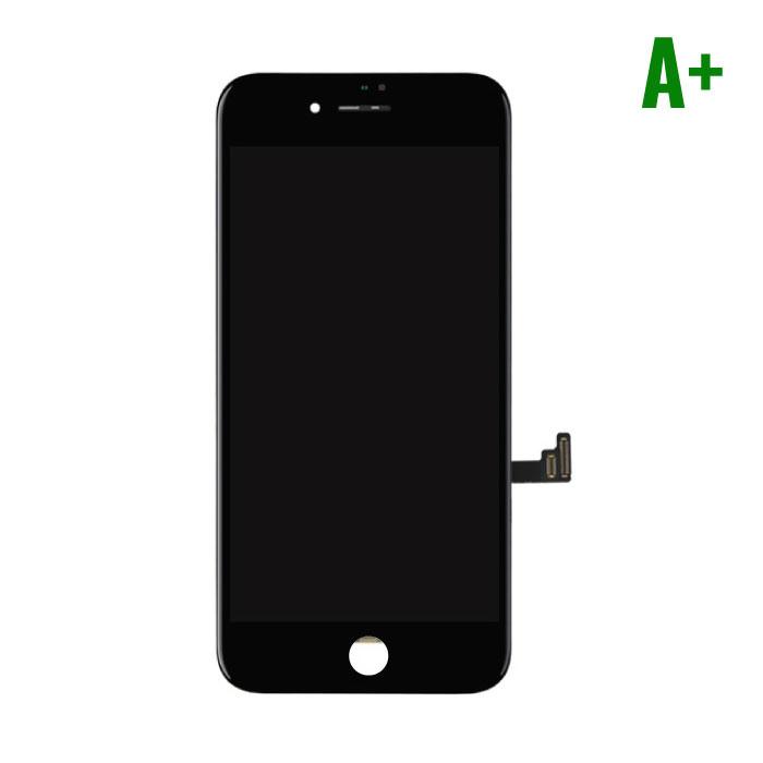 8 'cran de l'iPhone Plus ('cran tactile + LCD + Parts) A+ Qualit' - Noir