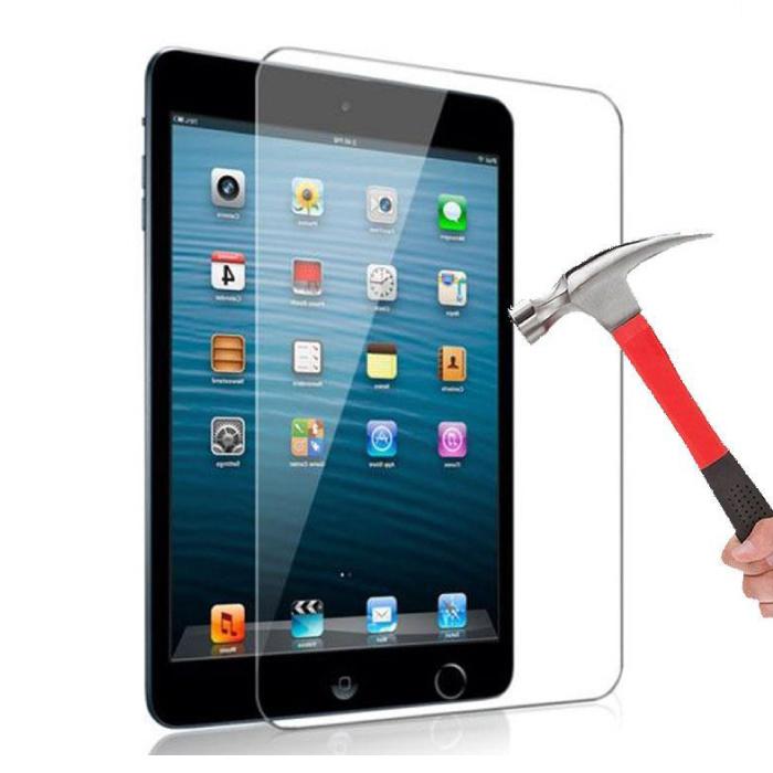 Stuff Certified® Film de protection en verre trempé pour iPad Mini 4