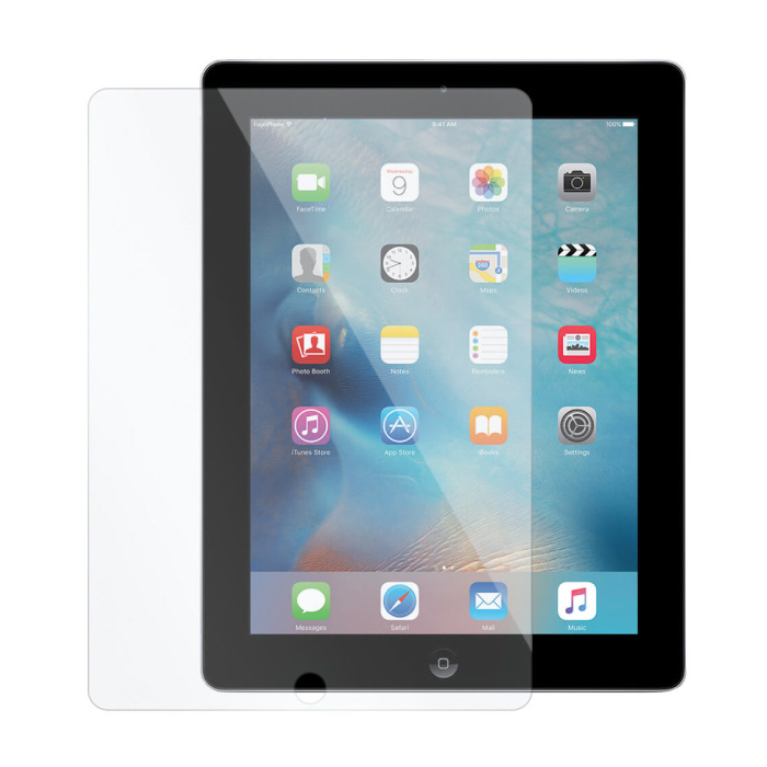 iPad 2 Displayschutzfolie aus gehärtetem Glas Filmglas aus gehärtetem Glas