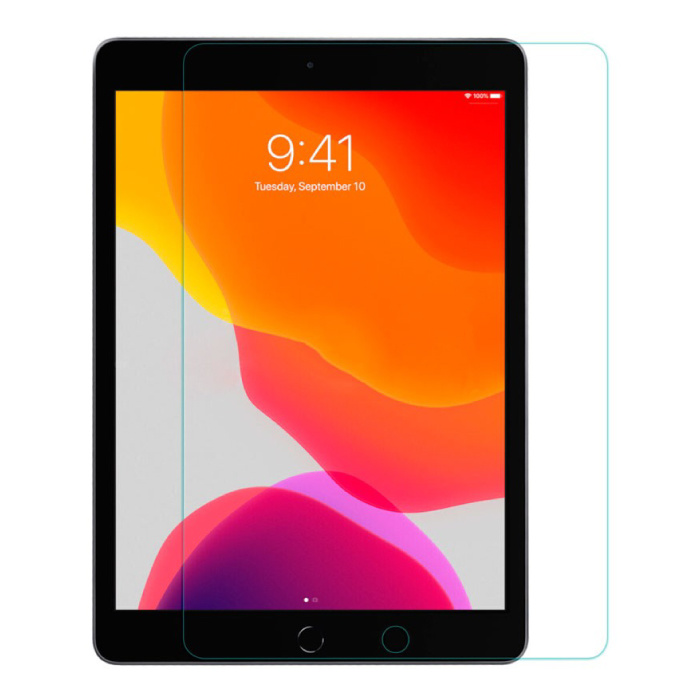 "iPad 10.2"" (2019) Screen Protector Tempered Glass Film"