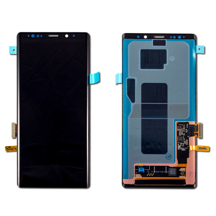 Stuff Certified® Samsung Galaxy Note 9 N960 Screen (Touch Screen + AMOLED + Parts) AAA + Quality - Black