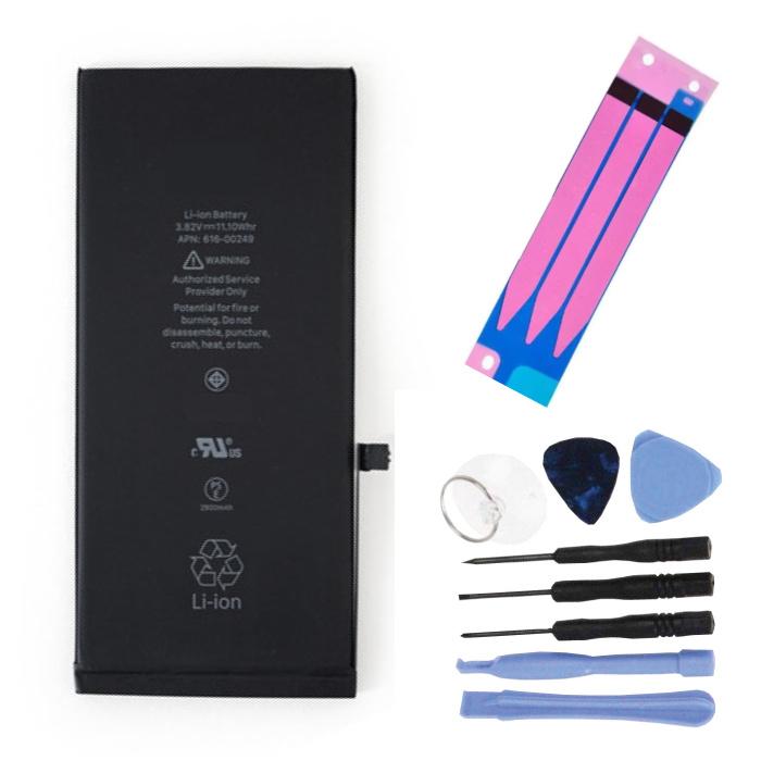 iPhone 7 Plus Batterij Reparatieset (+ Gereedschap & Adhesive Sticker) - A+ Kwaliteit