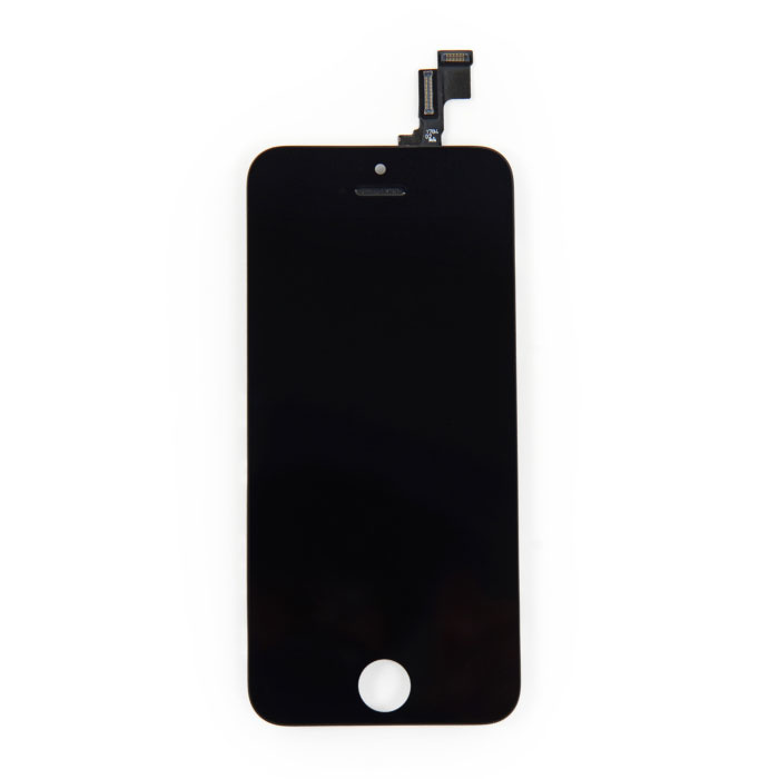 iPhone 5S screen (Touchscreen + LCD + Parts) AAA + Quality - Black