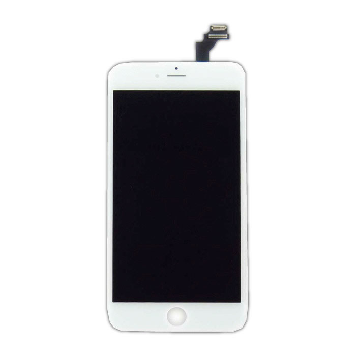 iPhone 6S Plus Bildschirm (Touchscreen + LCD + Teile) AAA + Qualität - Weiß