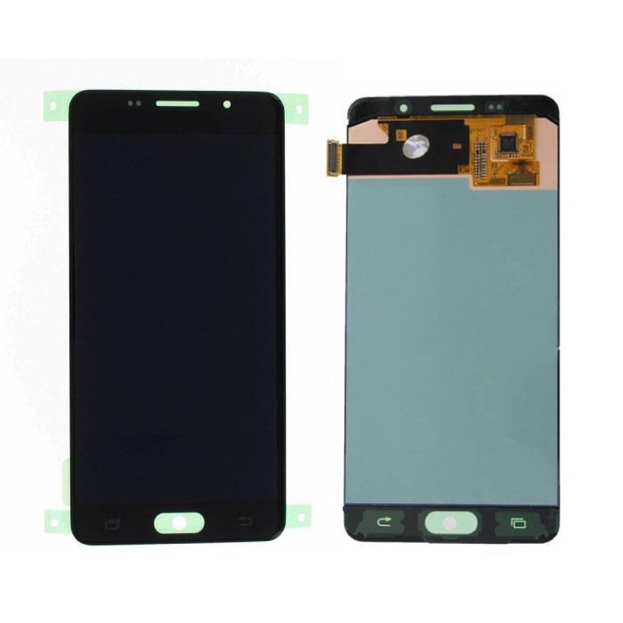Écran Samsung Galaxy A5 2016 A510 (Écran tactile + AMOLED + Pièces) Qualité AAA + - Noir