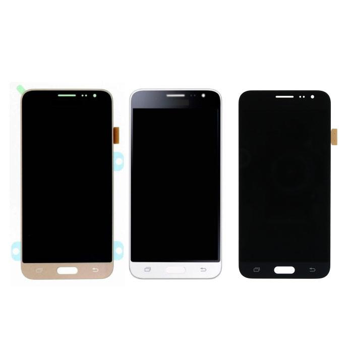 Samsung Galaxy J3 J330 2017 Screen (Touchscreen + AMOLED + Parts) A + Quality - Black / Light Blue / Gold