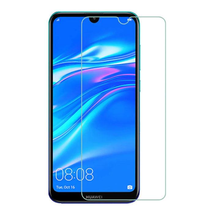 Huawei Y7 2019 Displayschutzfolie aus gehärtetem Glas Filmglas aus gehärtetem Glas