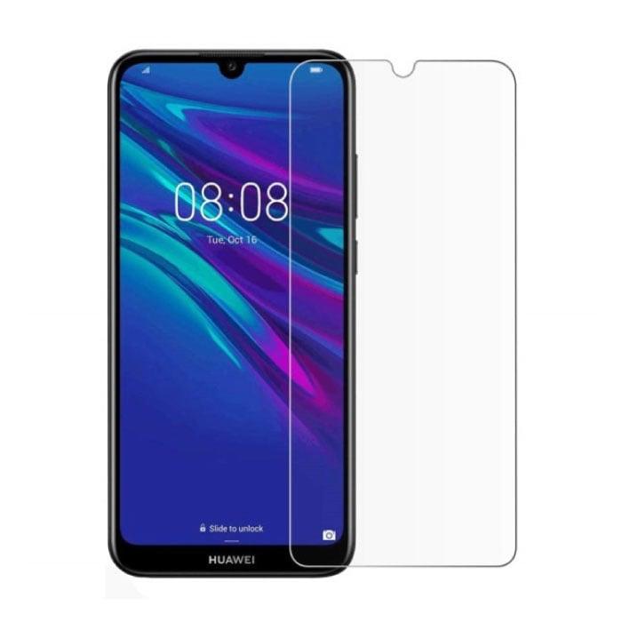 Huawei Y6 2019 Film de protection d'écran en verre trempé Lunettes en verre trempé