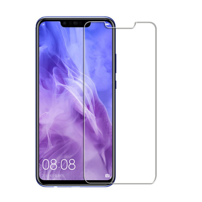 Huawei Mate 20 X Screen Protector Tempered Glass Film Gehard Glas Glazen