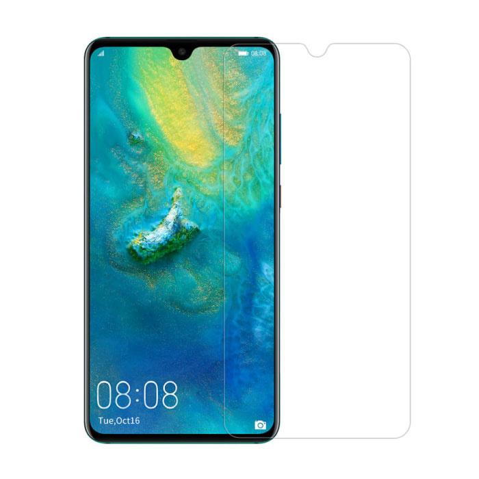 Lunettes de protection en verre trempé avec film de verre trempé Huawei Mate 20