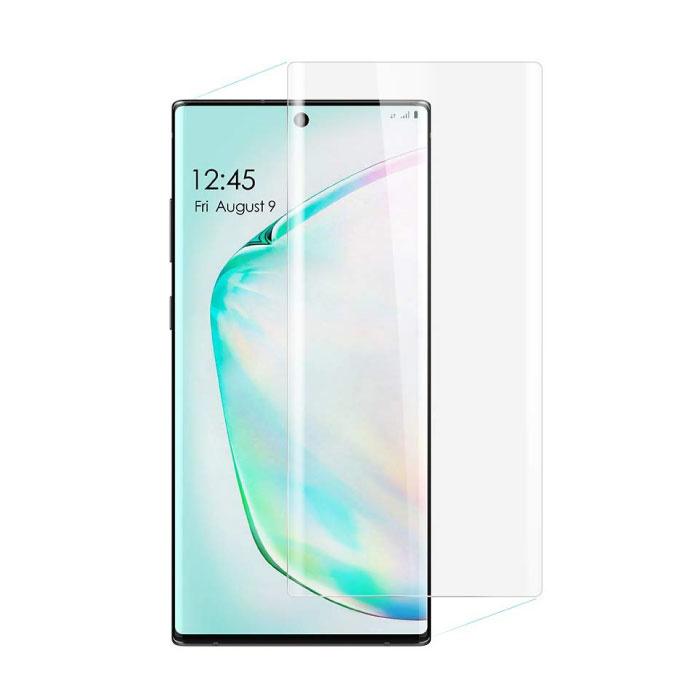 Verres en verre trempé de film de verre trempé de protecteur d'écran de Samsung Galaxy Note 10