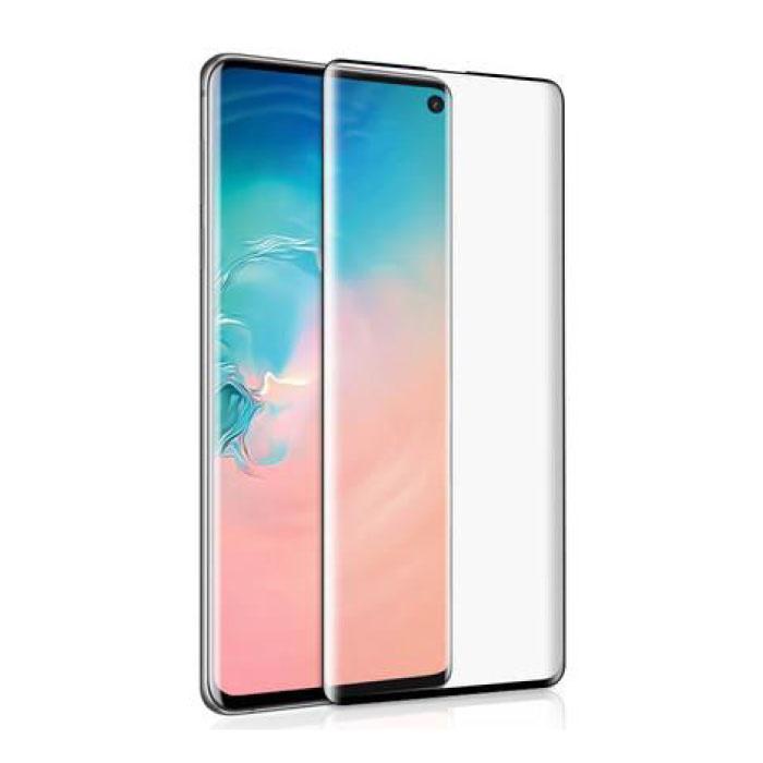 Samsung Galaxy S10 Plus Displayschutzfolie aus gehärtetem Glas Folie aus gehärtetem Glas
