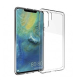 Stuff Certified® Huawei P30 Pro Transparant Clear Case Cover Silicone TPU Hoesje